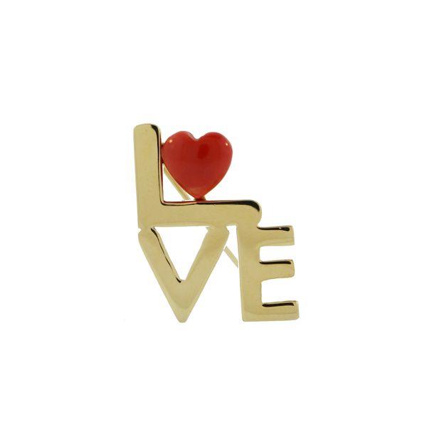 Cartier Love Pin George Press Jewelers Livingston, NJ