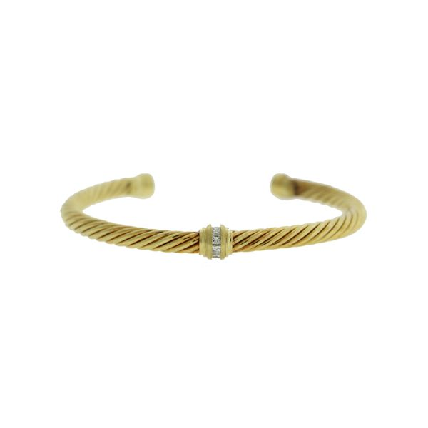 David Yurman Renaissance Bracelet George Press Jewelers Livingston, NJ