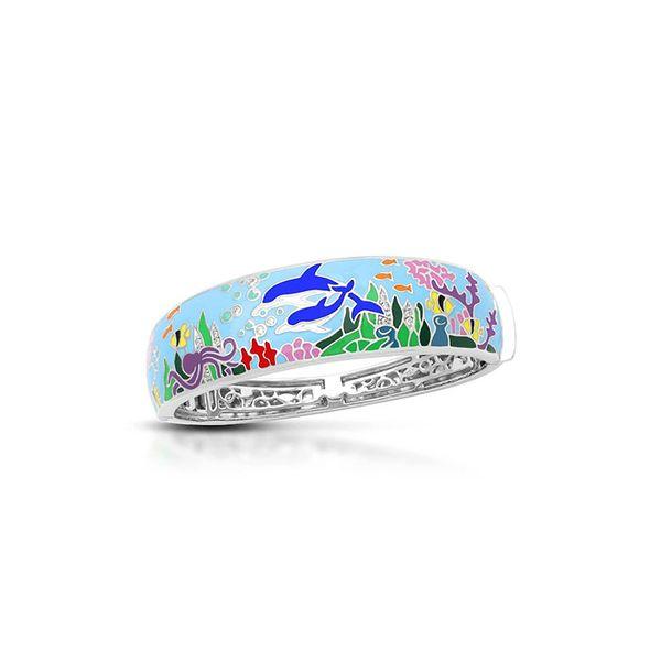 Belle Étoile Dolphin Bangle  George Press Jewelers Livingston, NJ