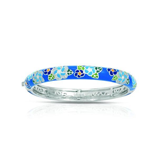 Belle Étoile Melia Bangle in Blue George Press Jewelers Livingston, NJ