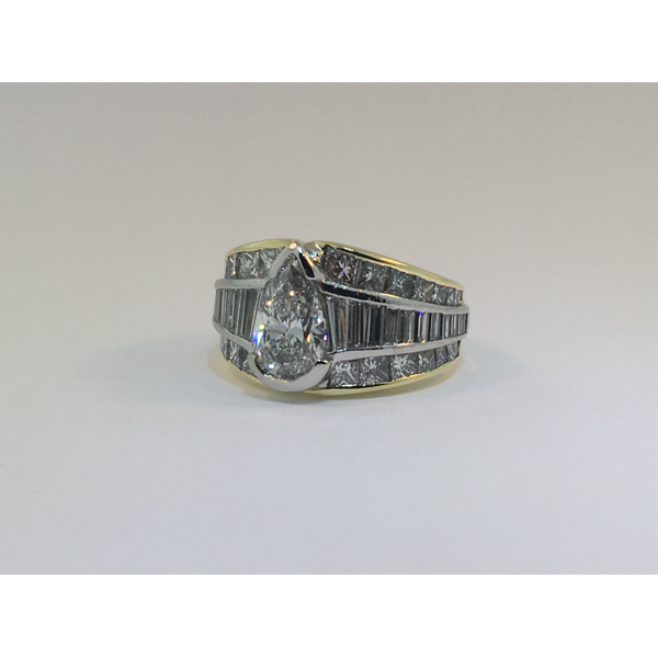 JB Star Diamond Ring Graham Jewelers Wayzata, MN