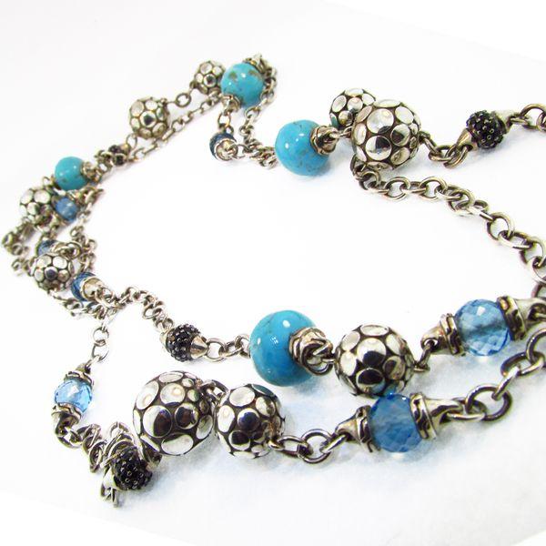 John Hardy Dot Sautoir Necklace Graham Jewelers Wayzata, MN