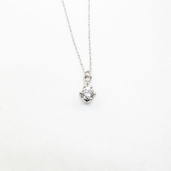 Gold and Diamond Pendant  Graham Jewelers Wayzata, MN