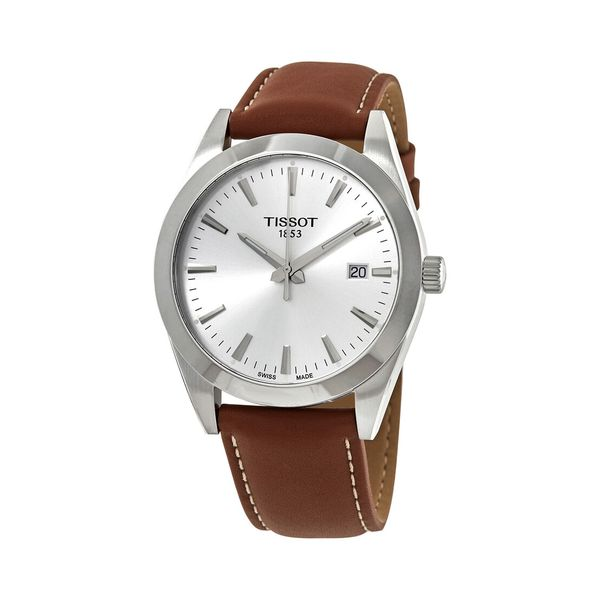 Tissot Gentleman Quartz Watch Grogan Jewelers Florence, AL
