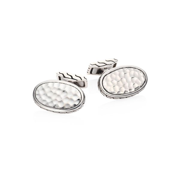 Classic Chain Collection Sterling Silver Cuff Links Grogan Jewelers Florence, AL