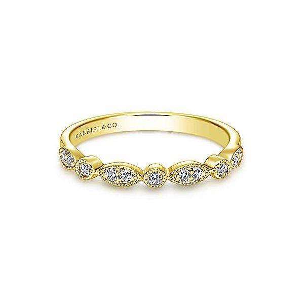 Diamond Wedding Band Image 2 Grogan Jewelers Florence, AL