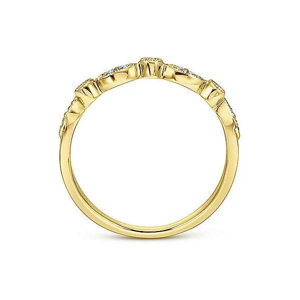 Diamond Wedding Band Image 3 Grogan Jewelers Florence, AL