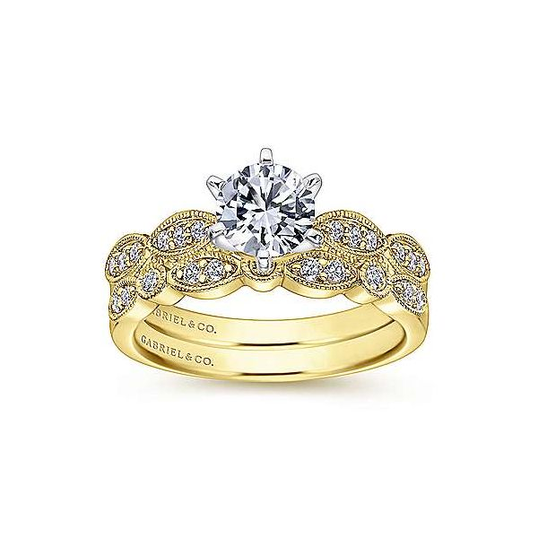 Diamond Wedding Band Image 4 Grogan Jewelers Florence, AL