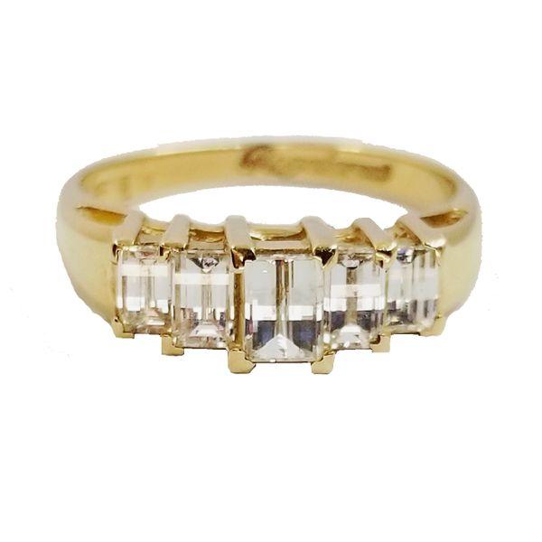 Yellow-Gold-princess-cut-diamond-ring