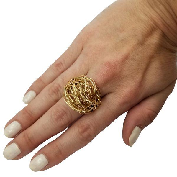 J. Roca Weave Ring  Image 4 Jae's Jewelers Coral Gables, FL