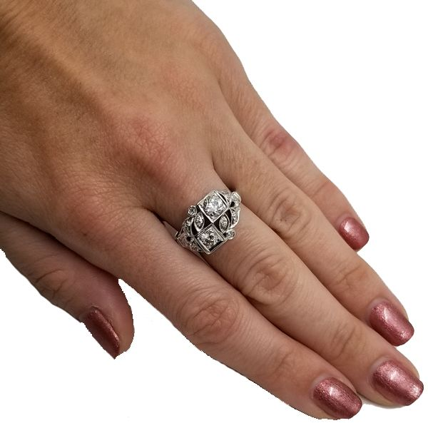 Vintage-engagement-ring