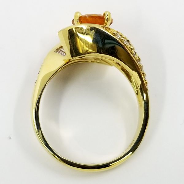 Citrine-Diamond-Fashion-ring