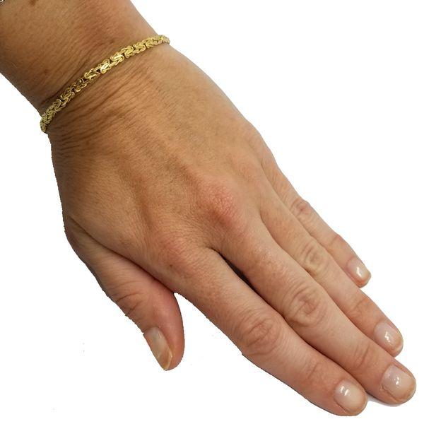 Byzantine Style Bracelet  Image 3 Jae's Jewelers Coral Gables, FL