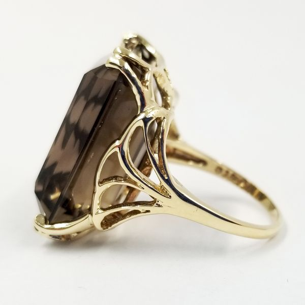 Smokey-Quartz-Cocktail-ring