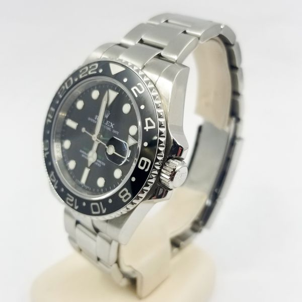 Rolex GMT Master II Image 2 Jae's Jewelers Coral Gables, FL