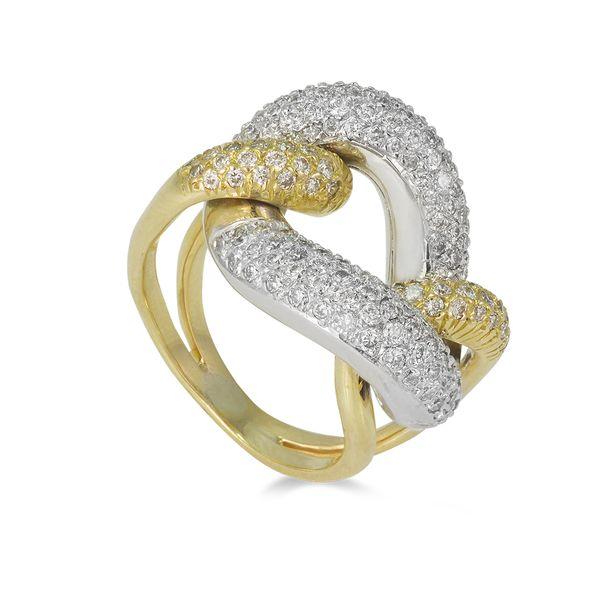 Estate-two-tone-diamond-ring
