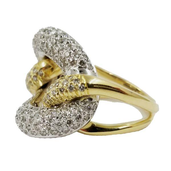Estate-two-tone-pave-diamond-ring