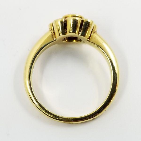 Diamond-flower-Ring