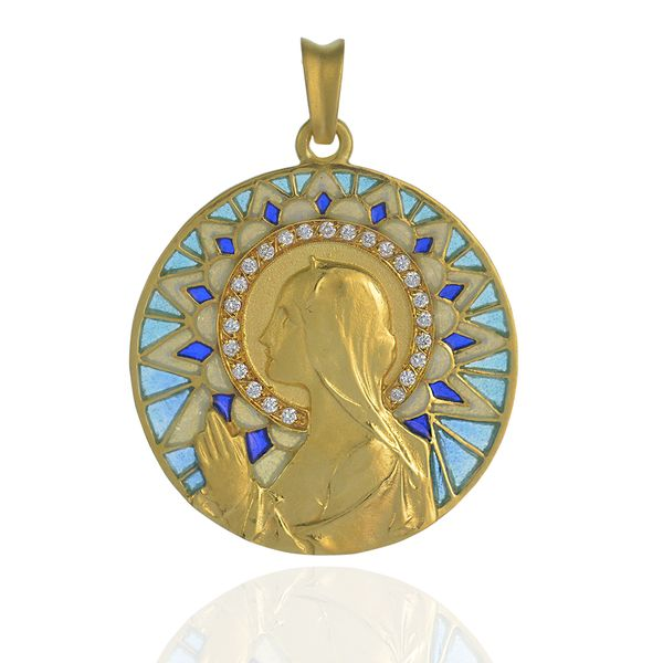 Masriera-Virgin-Mary-Medal