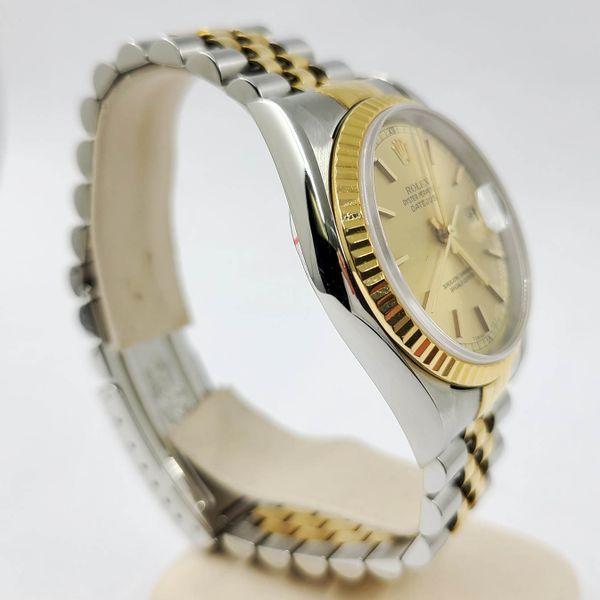 Rolex-Two-Tone-Datejust