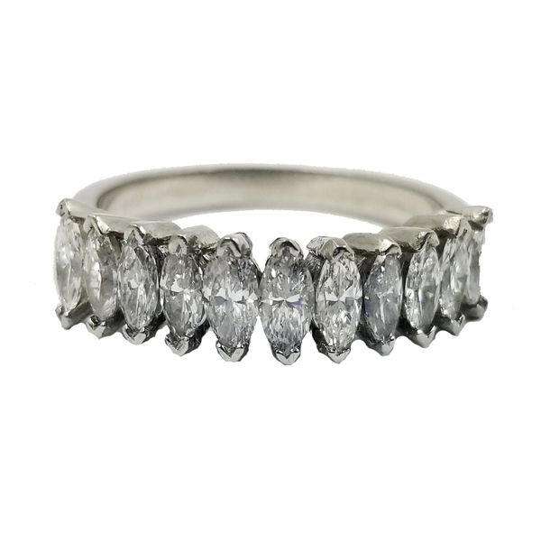 Marquise-diamond-wedding-band