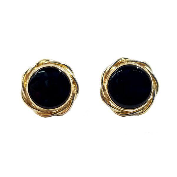 Onyx Stud Earrings  Jae's Jewelers Coral Gables, FL