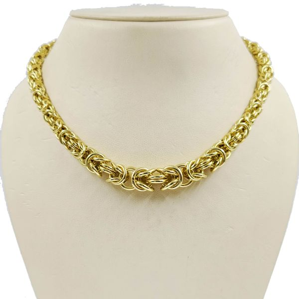 Byzantine-Yellow-Gold-Necklace