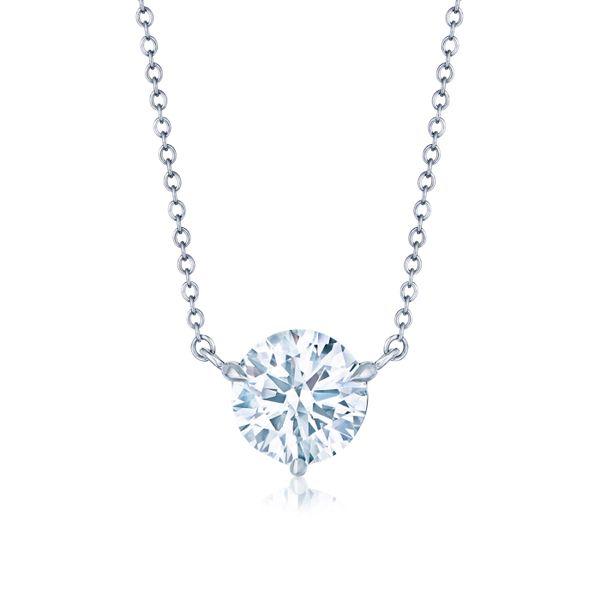 1.00-Carat-Diamond-solitaire-pendant-necklace