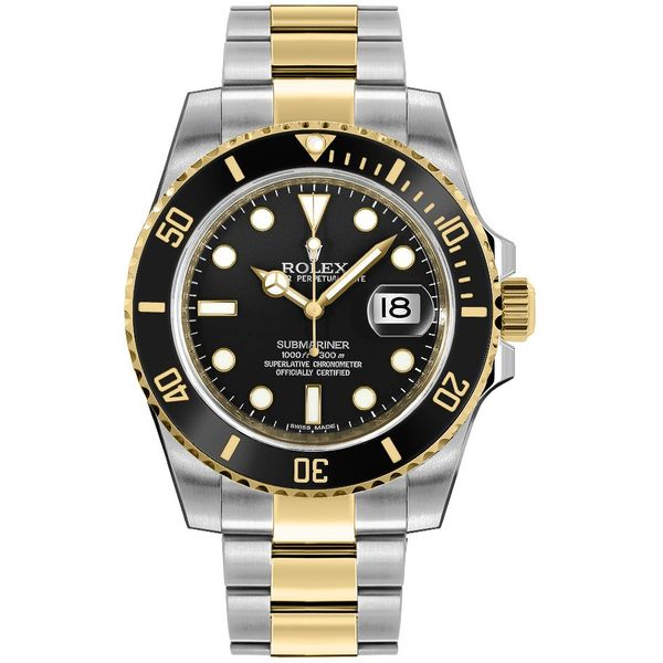 116613-Rolex-submariner-40mm-black-and-gold