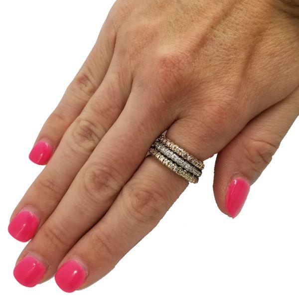 Yellow-Rose-White-Pave-Diamond-Rings
