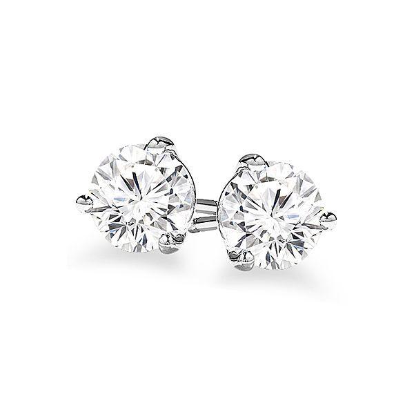 0.52 Carat Diamond Stud Earrings  Jae's Jewelers Coral Gables, FL