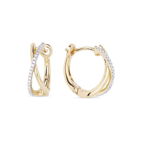 E1214Y-Diamond-and-yellow-gold-huggie-hoop-earrings