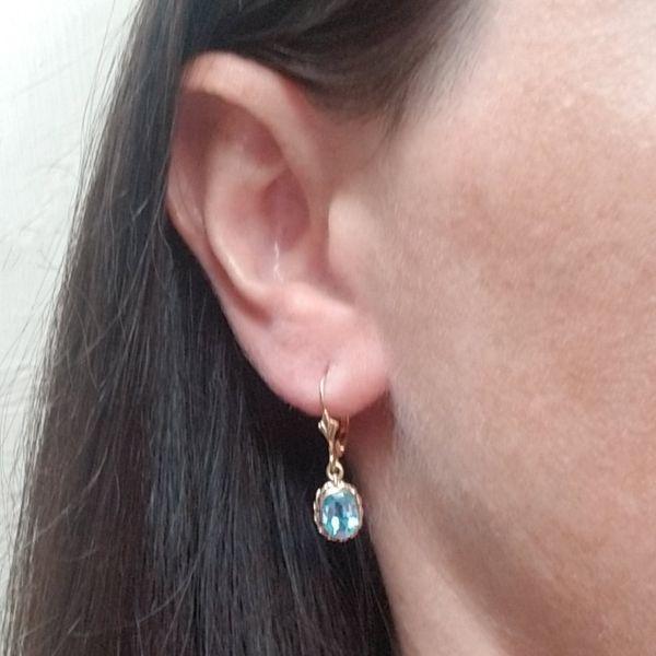 Blue-Topaz-Drop-Earrings