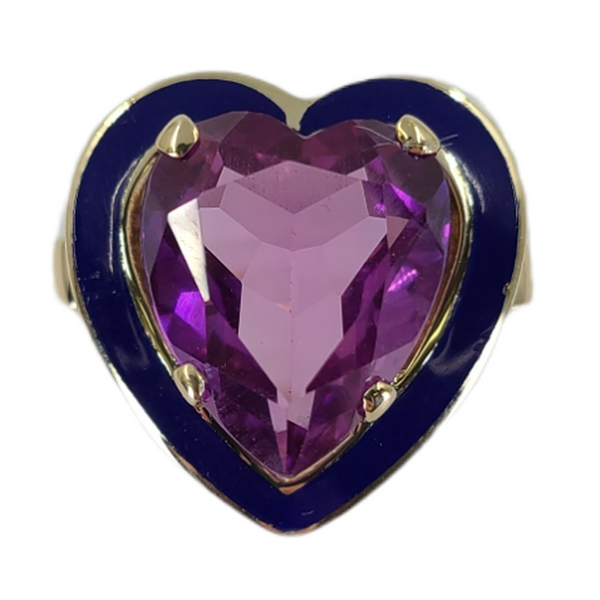 synthetic-sapphire-heart-ring