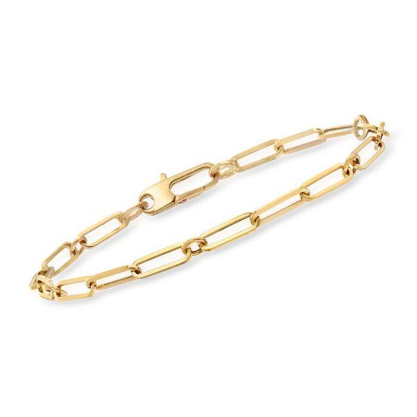 5310167AYLB0-Roberto-Coin-paper-clip-bracelet