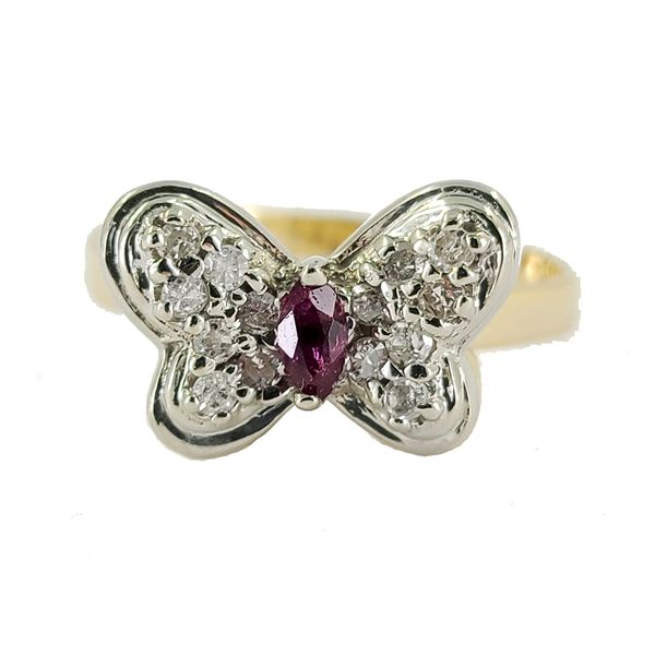 Diamond-and-ruby-butterfly-ring
