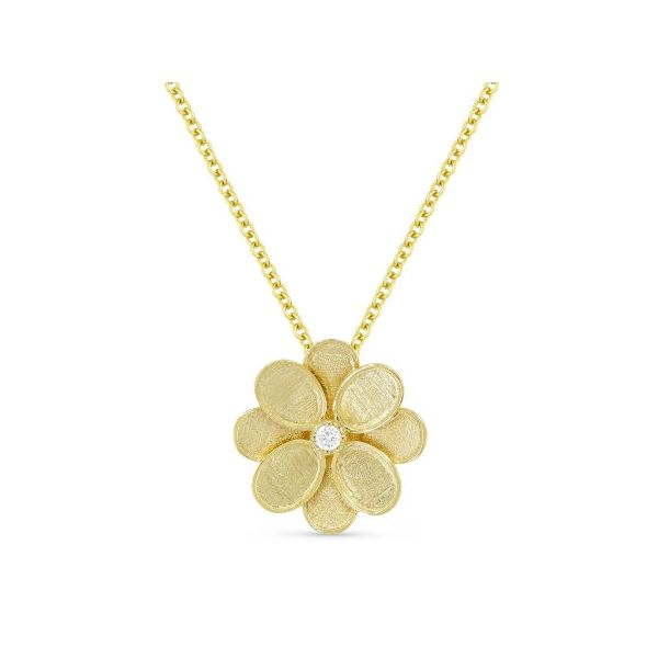 N1629Y-Yellow-Gold-Flower-and-diamond-necklace