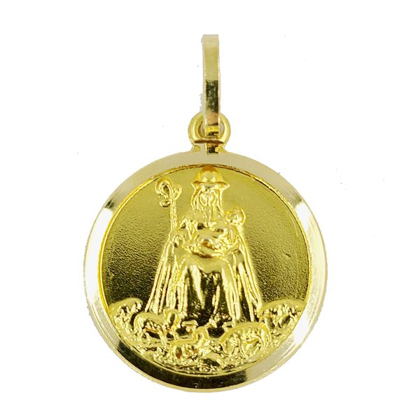 religious-gold-medal