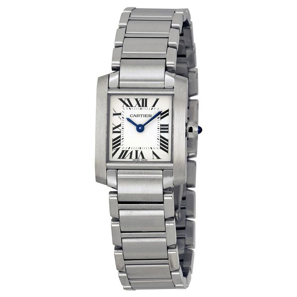 Cartier-tank-francaise-Pre-owned-watch