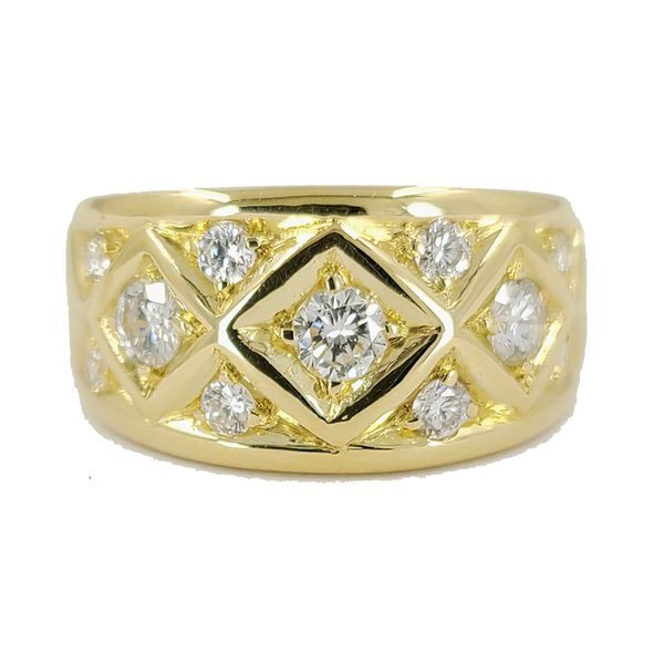 yellow-gold-and-diamond-ring