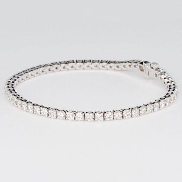 4.00 Carat Diamond Tennis Bracelet Jae's Jewelers Coral Gables, FL