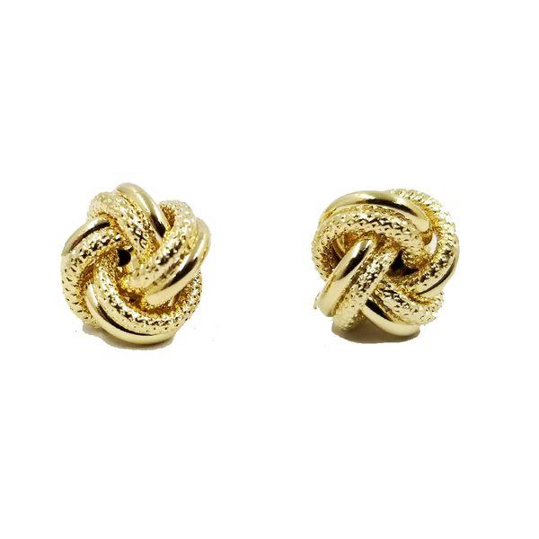 Love Knot Stud Earrings  Jae's Jewelers Coral Gables, FL