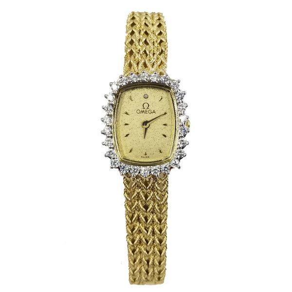 Omega  Ladies Quartz Watch Jae's Jewelers Coral Gables, FL