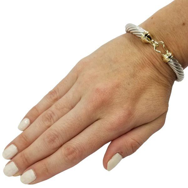 David Yurman Hook Bangle  Image 4 Jae's Jewelers Coral Gables, FL