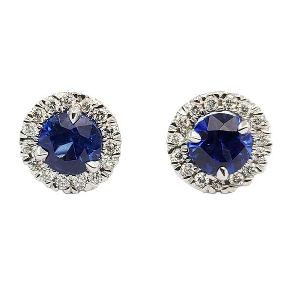 Sapphire-Diamond-Stud-Earrings