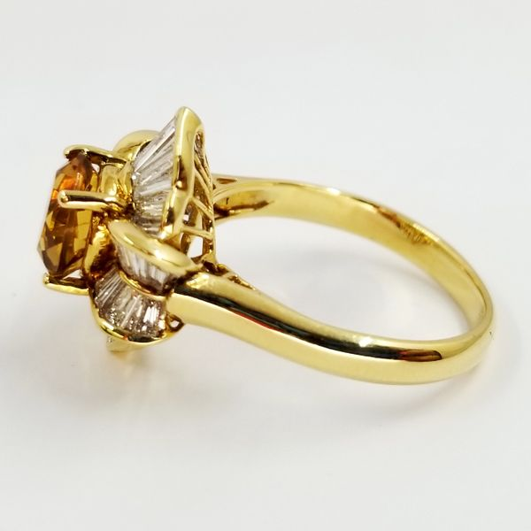 Citrine-Diamond-Fashion-ring