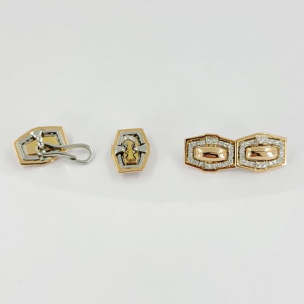 Rose-gold-and-diamond-cufflinks
