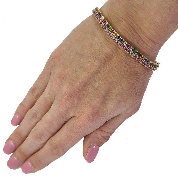 BR4010321-pink-sapphire-line-bracelet