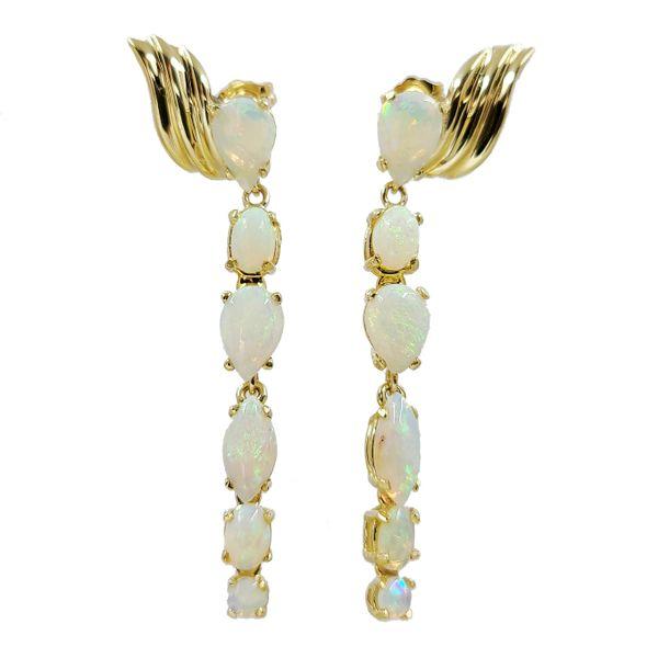 Opal-Drop-Earrings