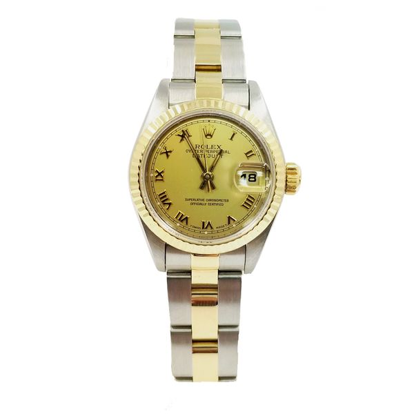 Rolex Oyster Perpetual Datejust  Jae's Jewelers Coral Gables, FL